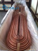 Seamless Copper U tubes Package