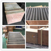 Wedge Wire Filter Screens exported to Indonesia