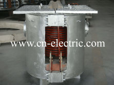 0.25t Induction Melting Furnace