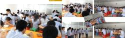 VEISE established its own canteen for the protection of employees health