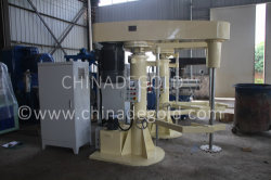 High Speed Paint Ink Mixing Disperser Machine