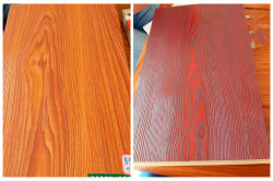 new design melamine faced plywood