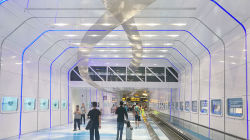 Baiyun airport project