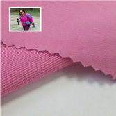 Double stretch fabric