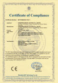 CE certificate of LED high bay light