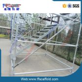 Hot Dip Galvanized Steel Cuplock System Scaffold
