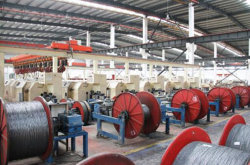 Annealing steel wire
