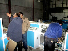 Customers Visited Our Factory