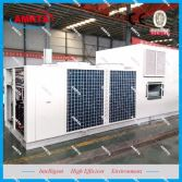 Air cooled rooftop unit air conditioner for warehouse, workshop