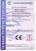 CE Certificate for Single Shaft Shredder