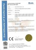 CE for Ceiling filter/Pre filter [May 18,2011]