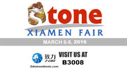 2016 Xiamen International Stone Fair @ Z-LION in HERE!