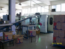 Packing Machine of Plastic Cup