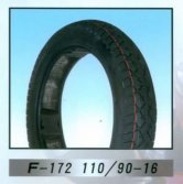 Motorcycle Tire(110/90-16)
