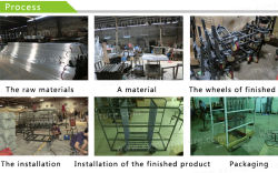 Trolley production process