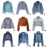woman jacket catalog