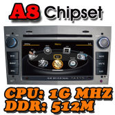 Witson A8 Chipset Dual Chipset Car DVD Player With GPS for OPEL ASTRA/SUV ANTARA/CORSA D