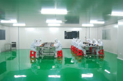 10,000-level clean room - 1