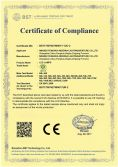 CE FOR LED LAMP