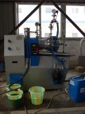 ZM5KB Rotor Cooling Bead Mill Test