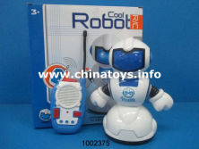 Newest Plastic Remote Control Robot Toys (1002375)
