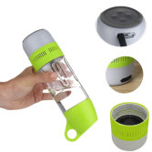 New Product Wireless Speaker with Water Bottle