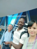 Kenya customer