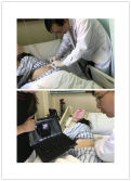 The Clinical Practice and Application Of Wireless Color Doppler Ultrasound