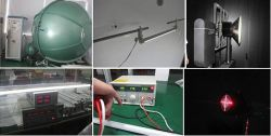 test machine for led light