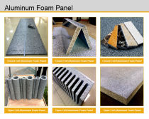 Aluminum Foam Panel