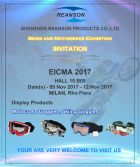 We′ll be in EICMA 2017 show in Milan