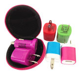 2 Dual USB Ports Travel Charger