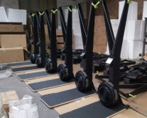New Products-Ski Machine