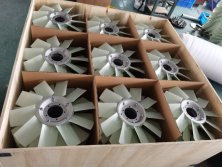 Efficient and cheap transportation solutions for axial fan