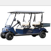 EEC Golf Cart with Cargo Box Electric Truck 4seat