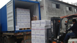 Loading Container,