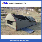 Camping canvas swag tent from Factory,