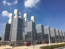 Huzhou ENN LNG peak shaving station officially completed and put into operation