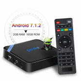 Full Loaded Smart Android TV Box Pendoo X8 Mini S905W TV Box Android Set Top Box with Kodi 17.6 Smart TV Box Android