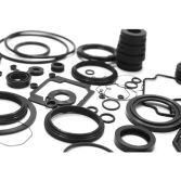 Filter rubber seals