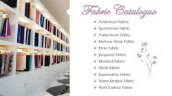 Fabric Cataloguo