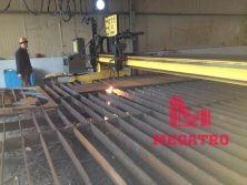 MEGATRO FIRE CUTTING MACHINE