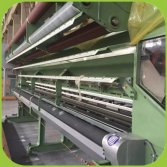artificial grass tufting machine