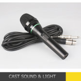 Vocal Dynamic Microphone for Various Event