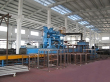 Shot Blasting Automatic Production Line