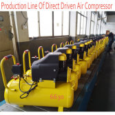 24L Direct-Driven Air Compressor Production Line