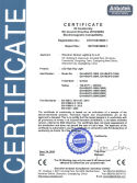 CE certificate of UFO series led high bay light