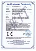 LED CEILING LIGHT CE-EMC certificates