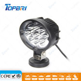Factory Offered 12V 27W Cree LED Tractor Work Light