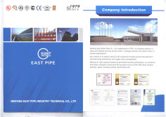 WEIFANG EAST COMPANY INTRODUCTION